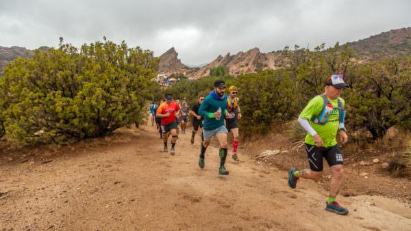 Half Marathon Start Part 3