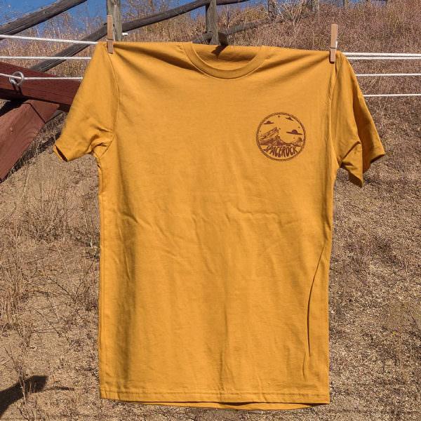 Retro Shirt Front