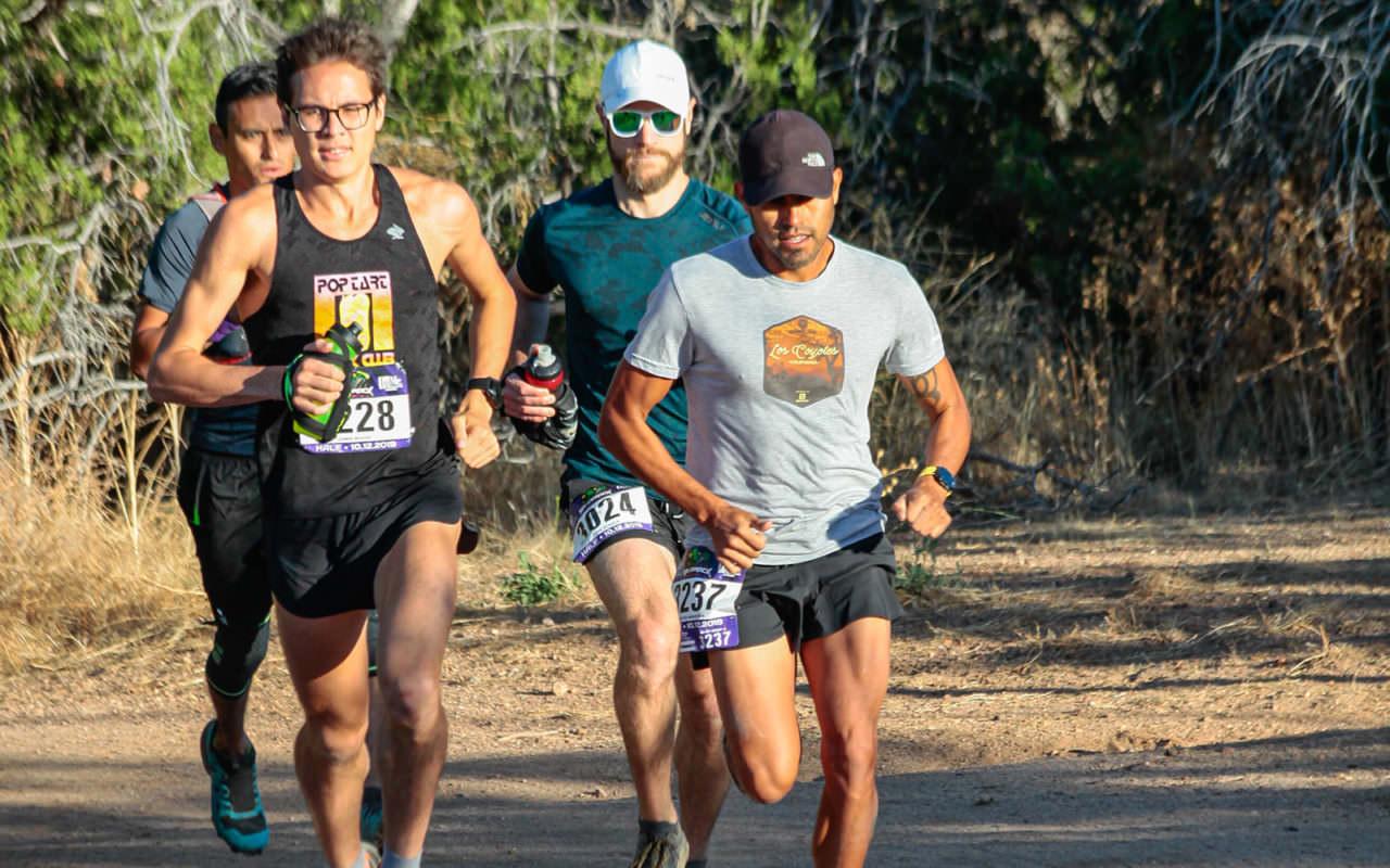 Half Marathon After Start
